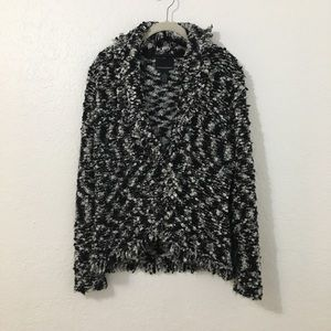 Cynthia Rowley Chunky Cardigan Sweater